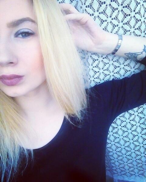 Блондинка с интимом в Москве с отличным телом